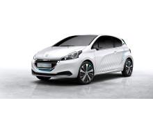 0,2 litersbilen - Peugeot 208 HYbrid Air_01