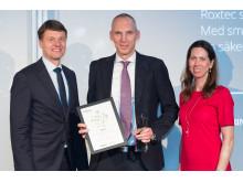 Roxtec - 2019 Sweden's Best Managed Companies
