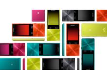 NW-A25_27HN de Sony_Tous couleurs