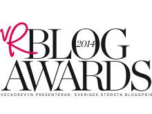 Logotyp Blog Awards