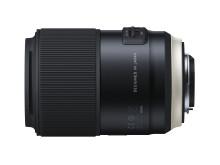 Tamron SP 90mm F/2,8 Makro Di VC USD, från sidan