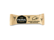 The Primal Pantry Paleo Bar Coconut & Macadamia 45g