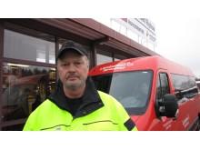 Conny Danielsson - Sjuktransportansvarig Ryhov, Jönköping