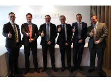 Renault och GreenMobility tecknar internationellt samarbetsavtal