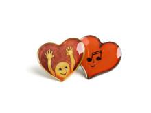 Hjärtepins är symbolen för Alla barnhjärtans månad