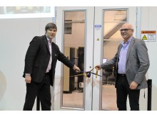 Invigning Gleeble-maskin, PTC