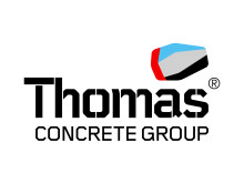 Ny logo för Thomas Concrete Group AB