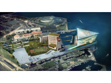 170920 Scandic hotel DK aerial