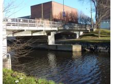 Befintliga Västra kanalbron