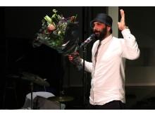 Zaki Youssef modtager Særprisen