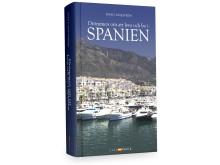 Bokbild Drömmen om Spanien Omslag framsida och rygg