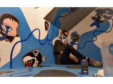 NEUSICHT - ART CREATES WATER im Luzerner Hallenbad