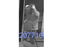 Image of man police wish to speak with - ref: 207716