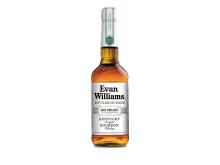 Evan Williams Bottled in bond no glass