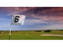 Golfhopping Sylt - Abschlagen auf Meereshöhe