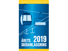 Årets skidanläggning 2019
