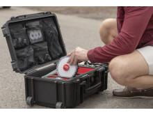 Rotolight  Neo 2 light kit –in action
