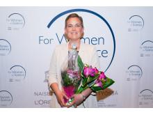 Laura Elo, For Women in Science -apurahan saaja 2018
