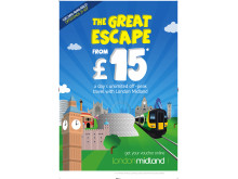 Plan your Great Escape this September