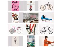 Sommartips: Cykelutställning på Arkitektur- och designcentrum 19 juni - 5 oktober