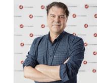 Malte Andreasson, VD och grundare, United Screens