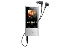 Η Sony σάς προσφέρει περισσότερες επιλογές για να απολαμβάνετε ήχο υψηλής ανάλυσης, όσο κινείστε