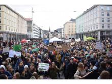 Skolestreik for klima