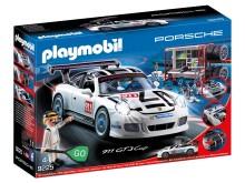 Einmal aufs Siegertreppchen mit dem neuen Porsche 911 GT3 Cup