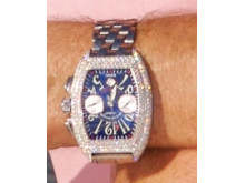 Yaroo - watch stolen in 21 March robbery