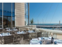 Hotel Hermitage Monte-Carlo, Thermes Marins, Restaurant L'Hirondelle