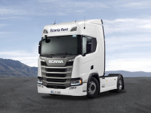 Scania R 450_Scania Rent Truck & Trailer
