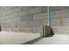 Leca® Block med väggprofil