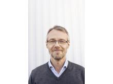 Fredrik Serger, verkställande direktör Setrab
