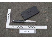 Knives recovered 2