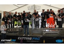 Prisutdelning Cutting pro Competition