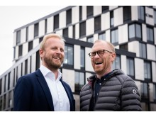 Ola Gjessing og Jan Erik Kristiansen