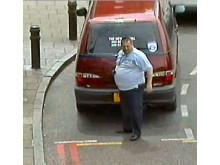 LON 12/15 Stanley Orenstein caught on camera 2