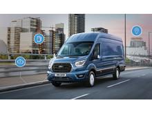 Ford släpper två nya lösningar för uppkopplade fordon tidigt 2019
