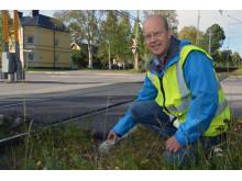 Jan Lundberg, professor inom drift- och underhållsteknik vid Luleå tekniska universitet