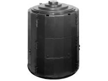 Kompostbehållare Mully  360 l svart