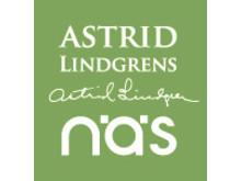 Astrid Lindgrens Näs logotype