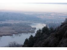 Göta älv, göteborgarnas råvatten och vattenskyddat område.