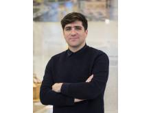 David Basulto, curator för nordiska paviljongen i Venedig 2016