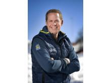 Ola Strömberg, förbundsdirektör Svenska Skidförbundet