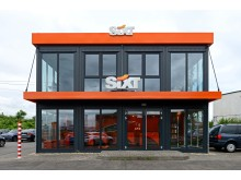 Das neue Sixt Servicezentrum in Modulbauweise