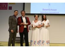 Innovationspreis für P. Jentschura