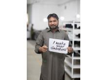 Ghulam Mustafa - works for Ethletic in Pakistan