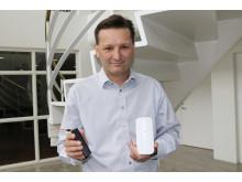 Teracom Martin Løbel  - GPS og tmiljøsensor 2