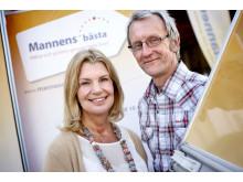 Malena och Eddie - Mannens Bästa 2011
