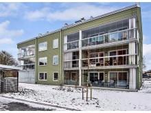 Brf Solberga Änge, Visby